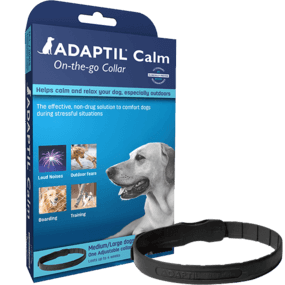 ADAPTIL Calm  <em>On&#8209;The&#8209;Go&nbsp;Collar</em>